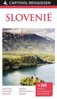 Capitool reisgidsen: Slovenië - Jonathan Bousfield en James Stewart