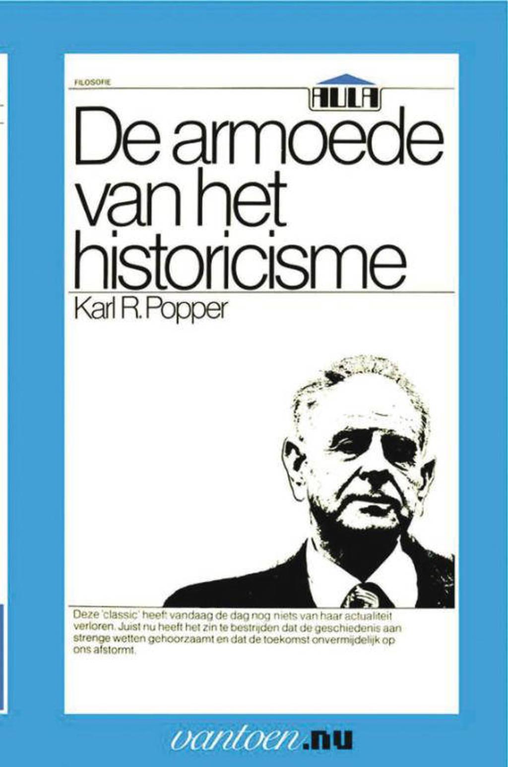 Vantoen.nu: Armoede van het historicisme - K.R. Popper