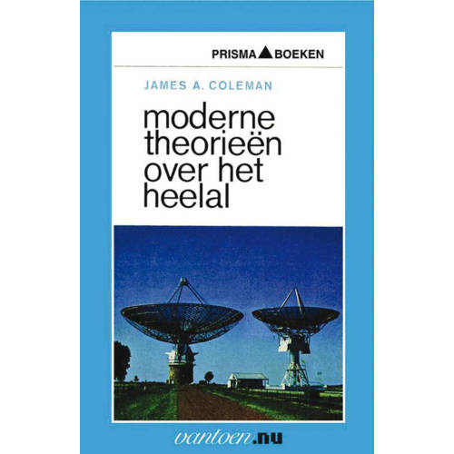 Moderne theorie�n over het heelal