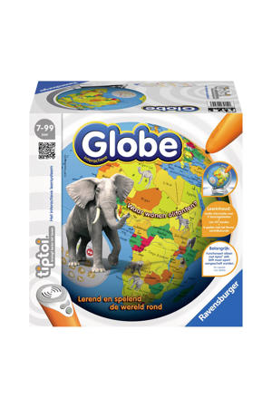 interactieve globe