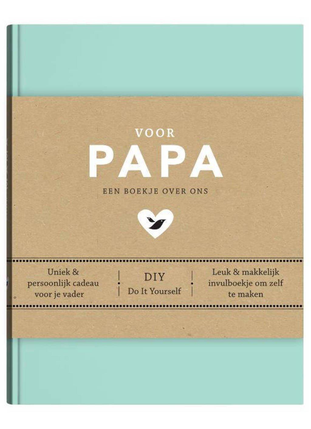 Voor papa - Elma van Vliet