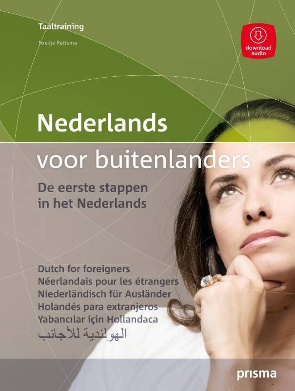 Prisma Taaltraining: Nederlands voor buitenlanders - Foekje Reitsma