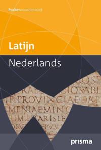 Prisma pocket woordenboek: Latijn-Nederlands - H.H. Mallinckrodt