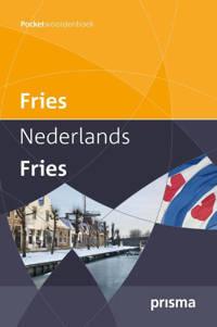Pocket woordenboeken: Prisma pocketwoordenboek Fries - Janneke Spoelstra, Arjan Hut en Jantsje Post