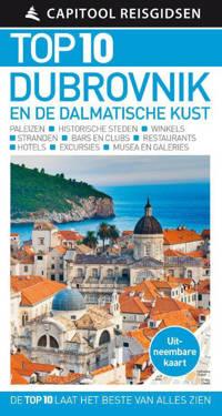Capitool Reisgidsen Top 10: Dubrovnik - Robin en Jenny McKelvie Capitool