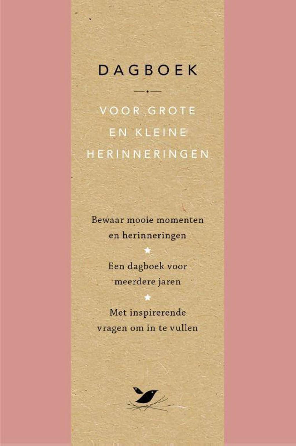 Dagboek voor grote en kleine herinneringen - Elma van Vliet