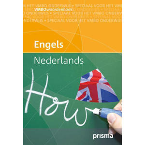 Prisma vmbo woordenboek Engels-Nederlands - Prue Gargano en Fokko Veldman