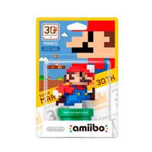 Amiibo Super Mario Bros modern colours
