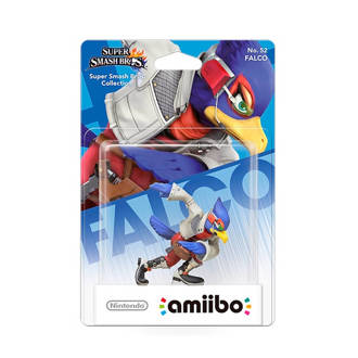Amiibo  Super smash bros Falco lomb