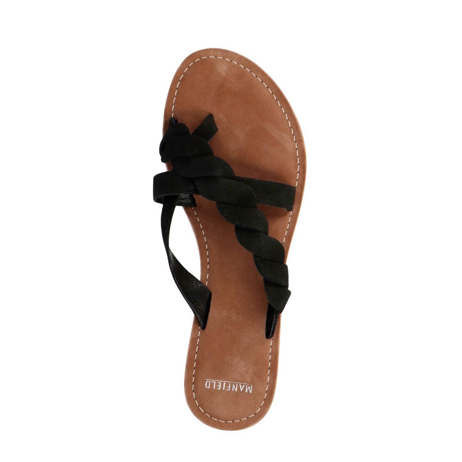 slippers leren Manfield leren leren Manfield slippers slippers Manfield leren Manfield S6fPxqS