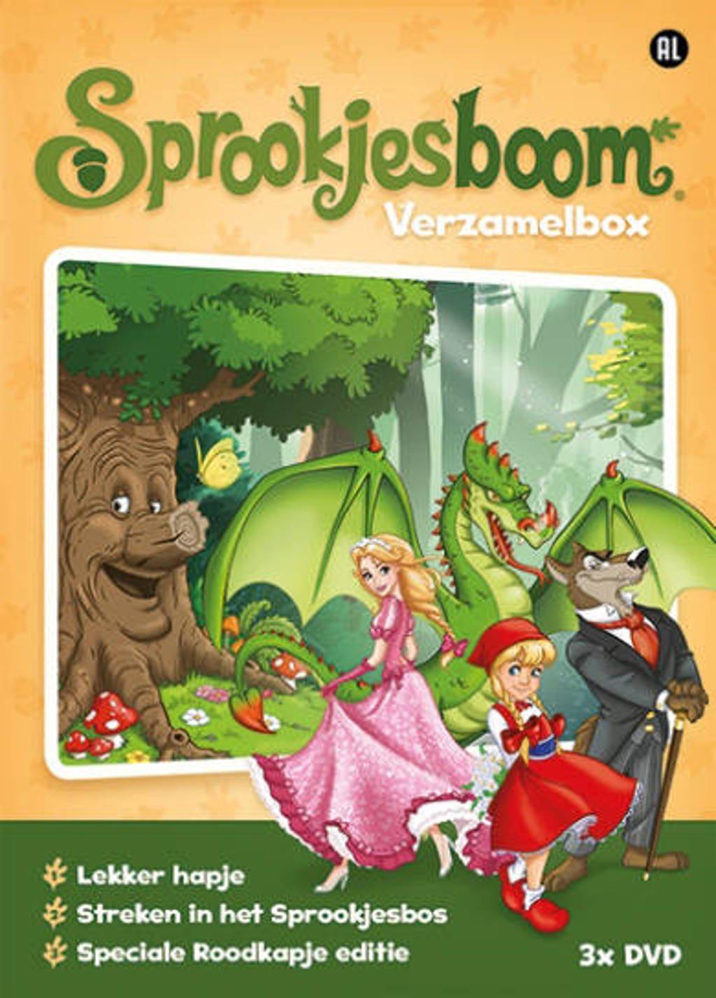 Sprookjesboom box (2018) (DVD)