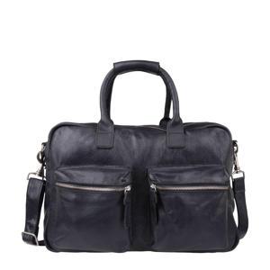 The Bag leren tas