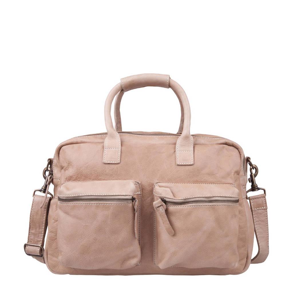 c26ac8ed86b Cowboysbag leren tas The Bag, 230 SAND