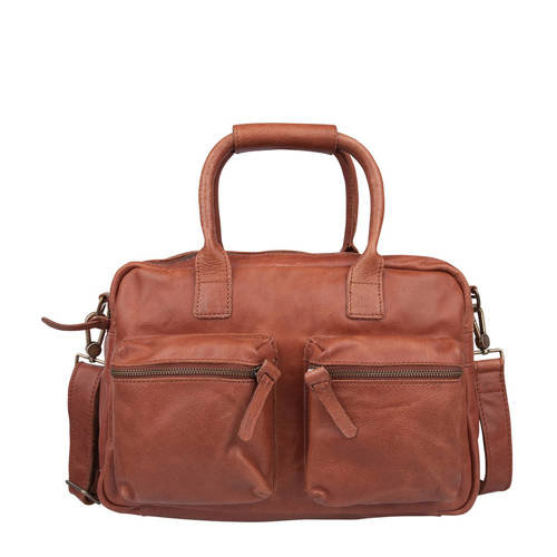 Cowboysbag The Bag Small 1118 Cognac
