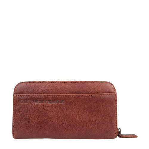 Cowboysbag The Purse Portemonnee 1304 Cognac
