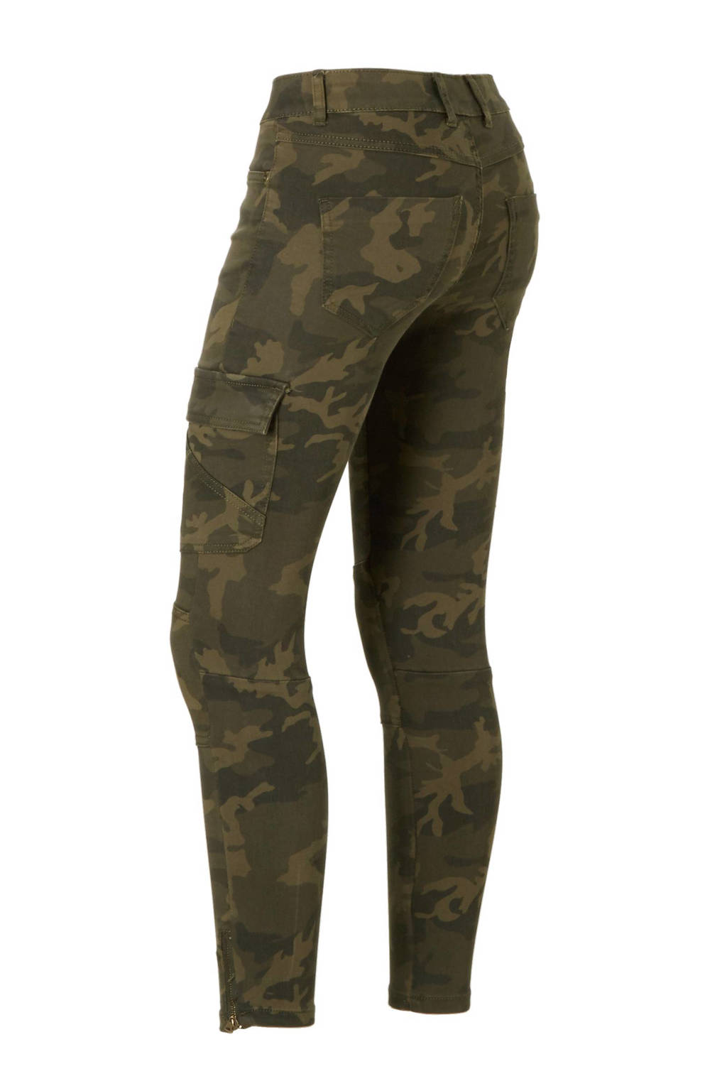 Wonderlijk C&A Clockhouse camouflage broek   wehkamp UR-86