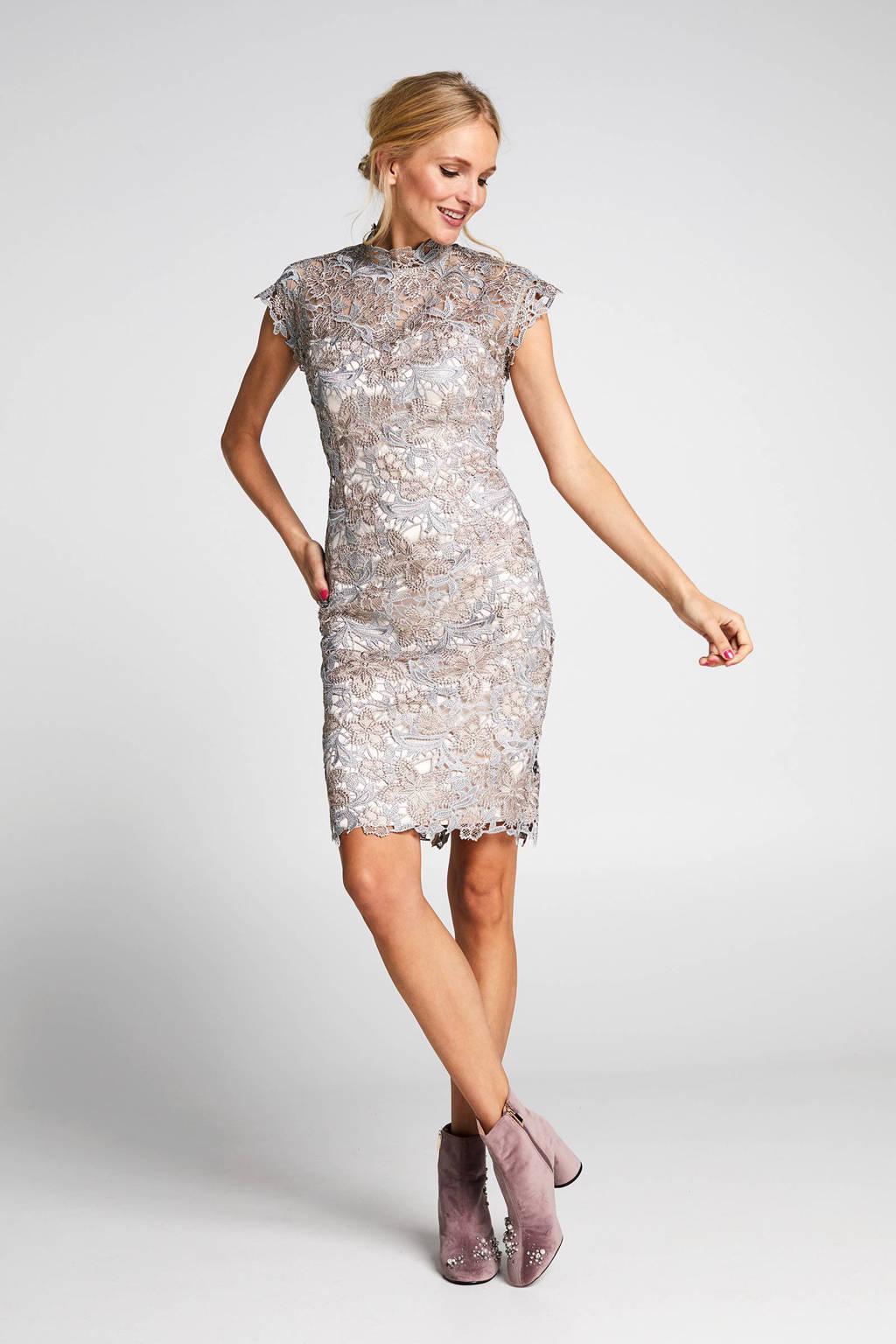 Verwonderend Steps kanten jurk lichtroze | wehkamp EC-05
