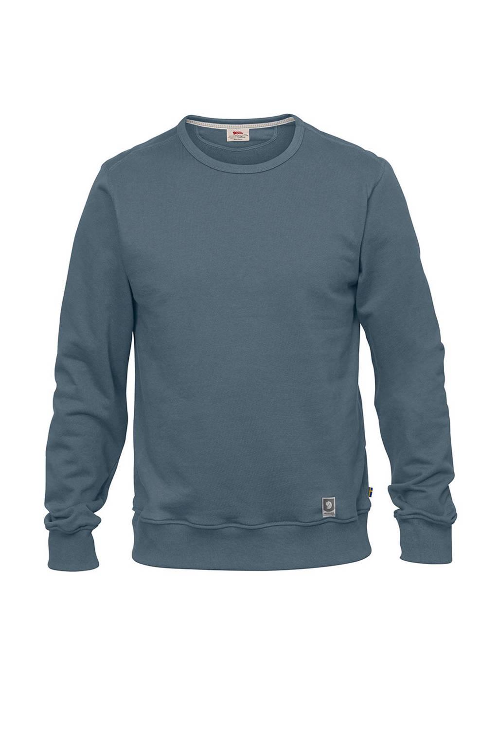 Fjällräven outdoor sweater Greenland, Lichtblauw
