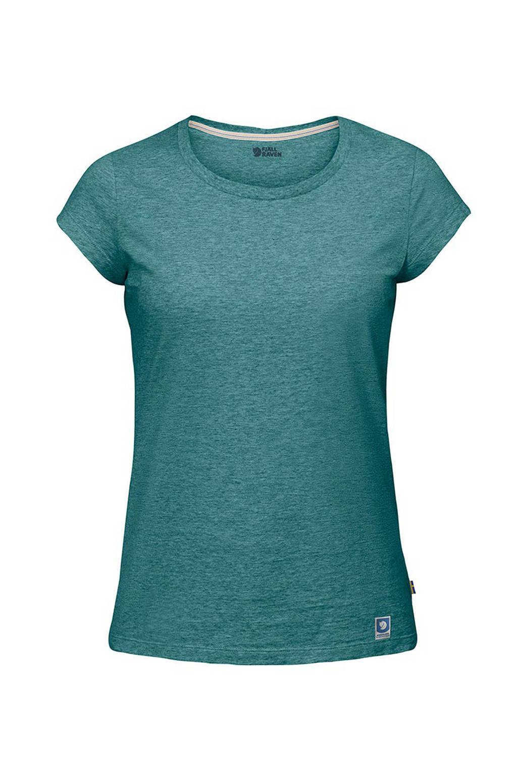 Fjällräven outdoor T-shirt, Groen