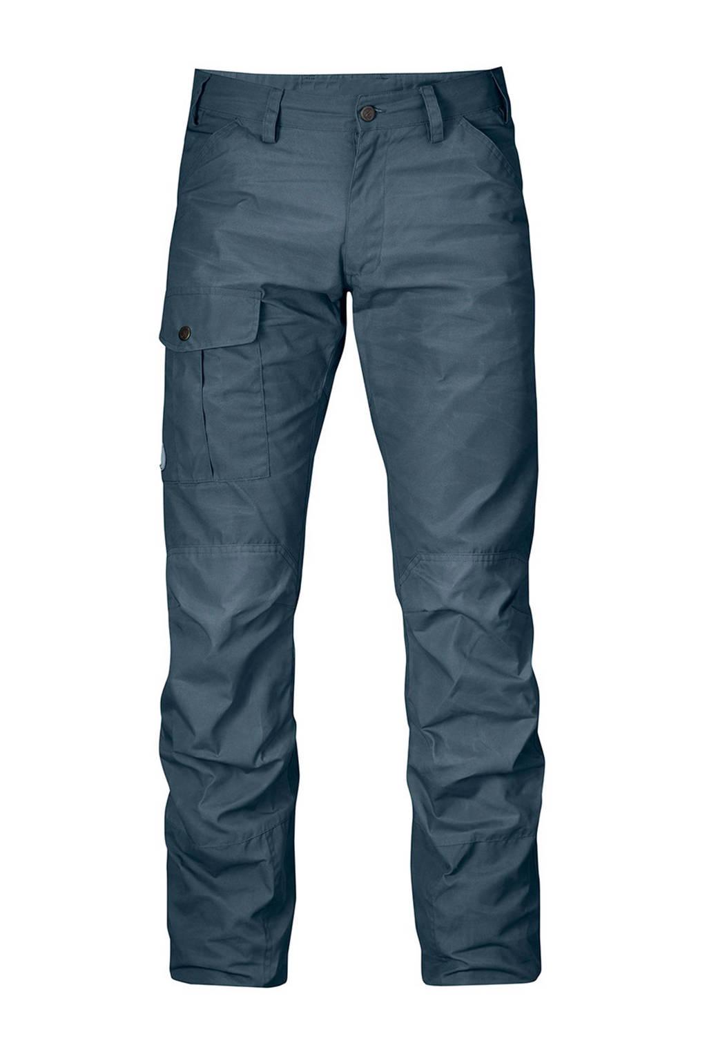 Fjällräven Nils outdoor broek grijsblauw, Grijsblauw