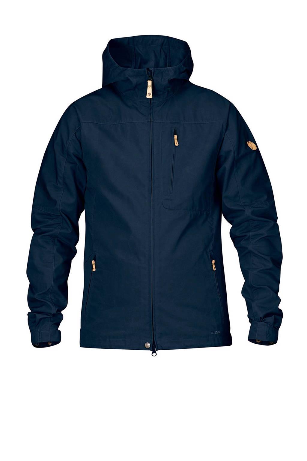 Fjällräven Sten jas, Donkerblauw