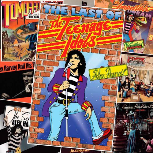 Alex Harvey - The Last Of The Teenage Idols (CD) kopen