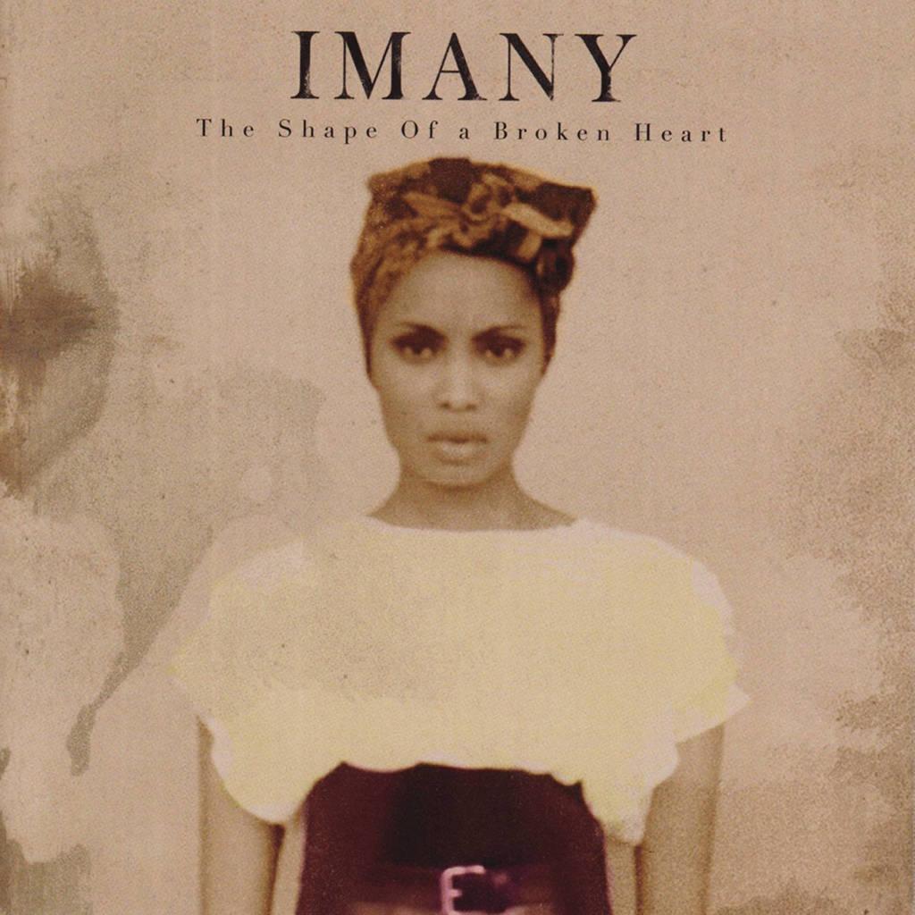 Imany - The Shape Of A Broken Hear (CD)