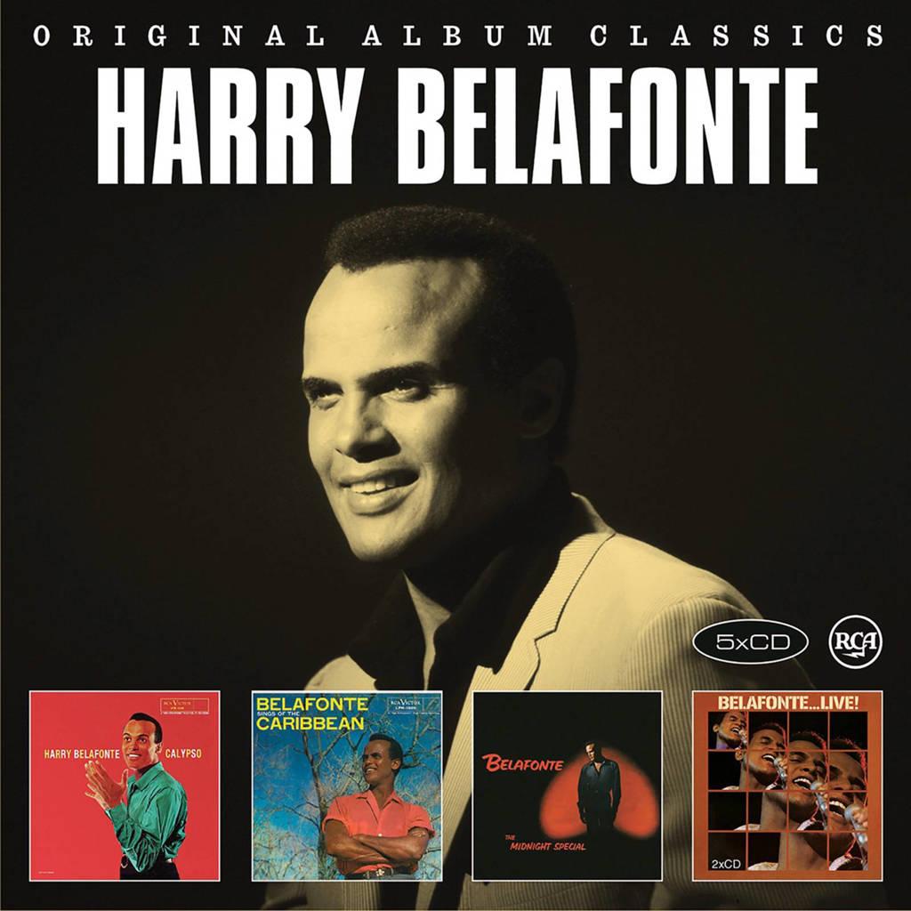 Harry Belafonte - Original Album Classics (CD)