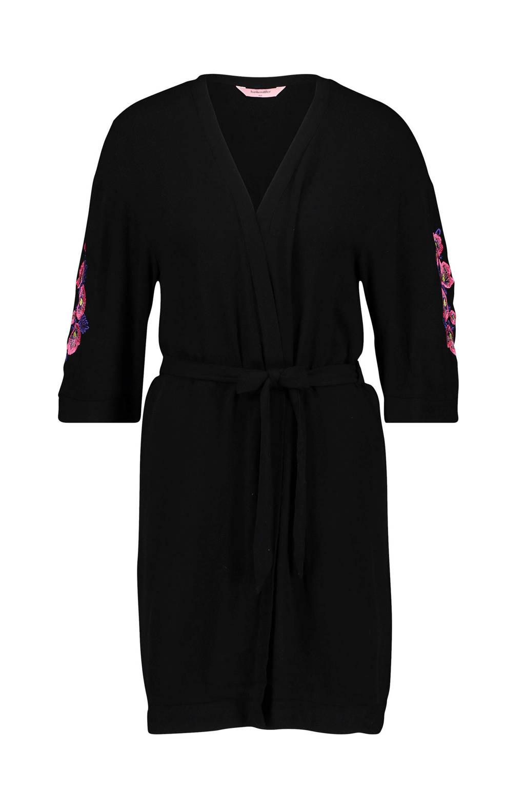 Hunkemoller kimono, Zwart