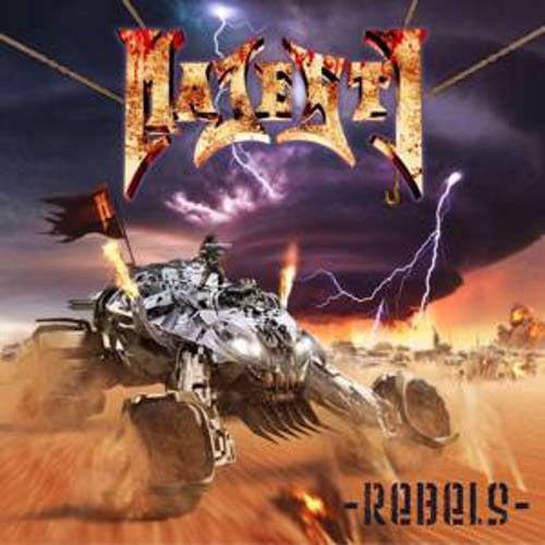 Majesty - Rebels (CD) kopen