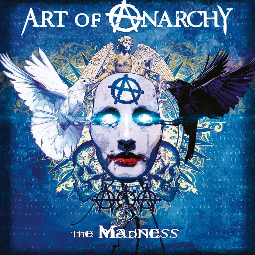 Art Of Anarchy - The Madness (CD)