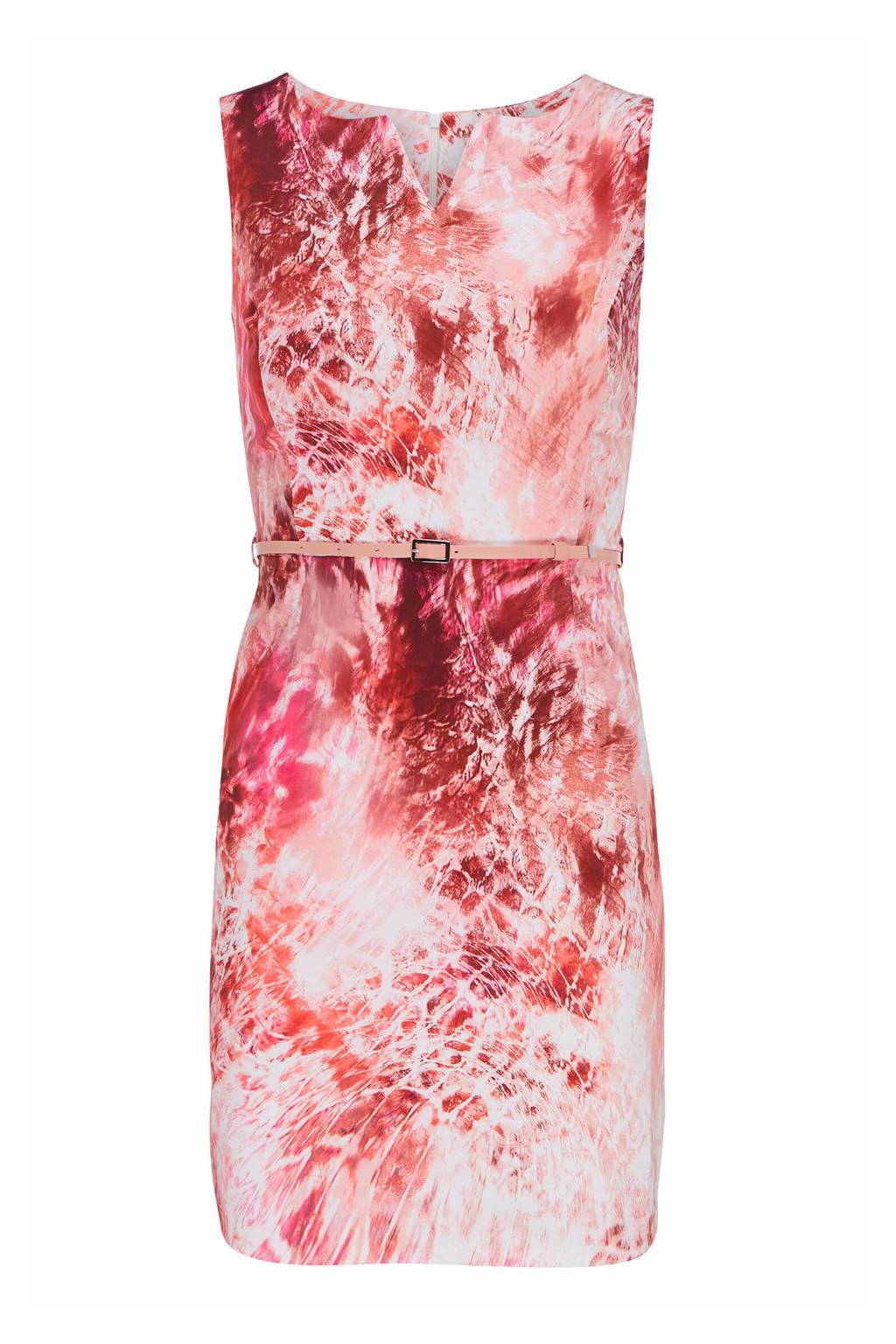 Cassis jurk, Roze