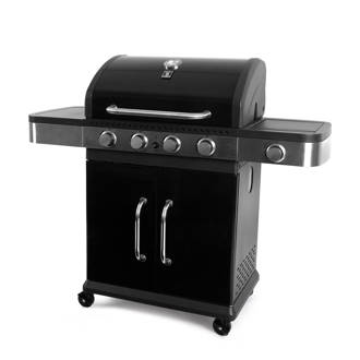 Prestige 4 + 1 gasbarbecue