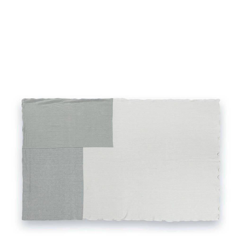 vtwonen plaid (130x170 cm), Grijs
