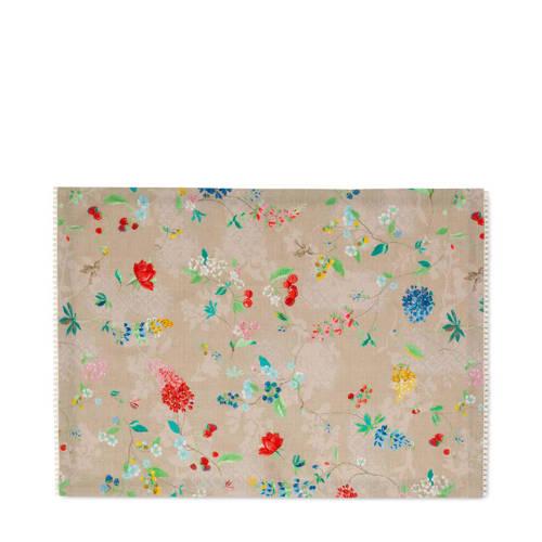 Pip Studio Floral theedoek (50x70 cm) kopen