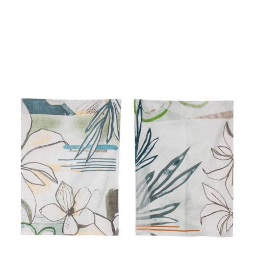 Urban Nature Culture theedoek (50x70 cm) (set van 2) kopen
