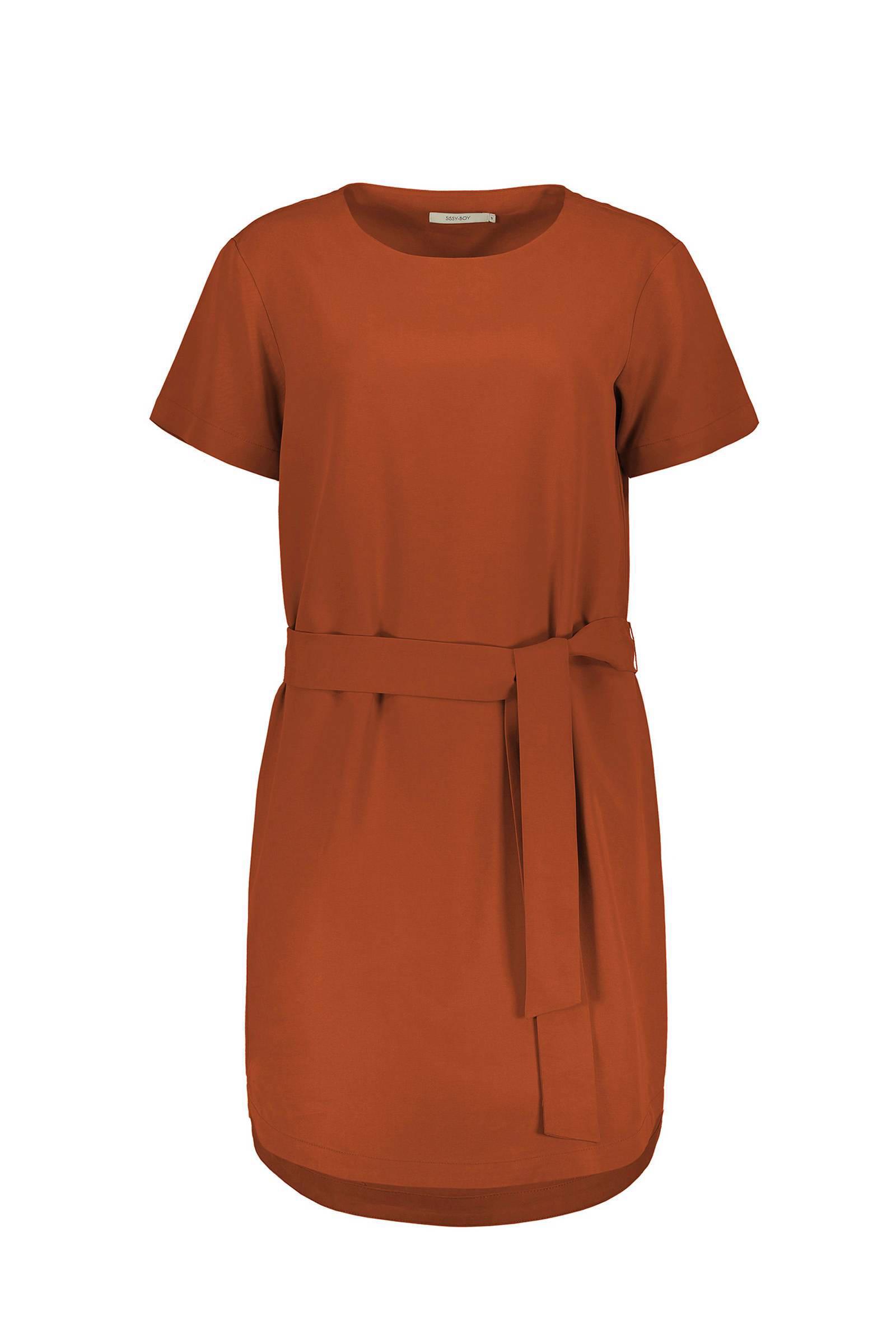 sissy boy jurk rood