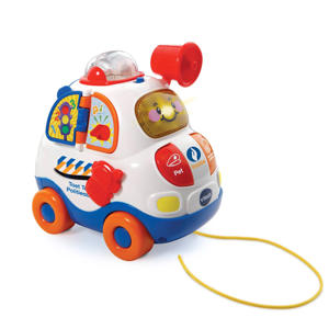 Toet Toet Auto's politieauto