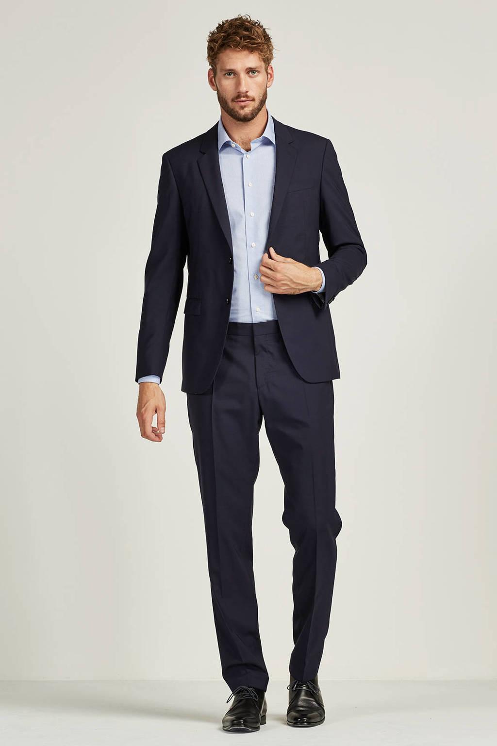 Tommy Hilfiger Tailored slim fit pantalon, Navy
