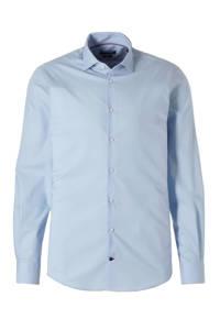Tommy Hilfiger Tailored slim fit overhemd, Lichtblauw