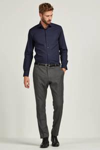 Tommy Hilfiger Tailored slim fit overhemd, Navy