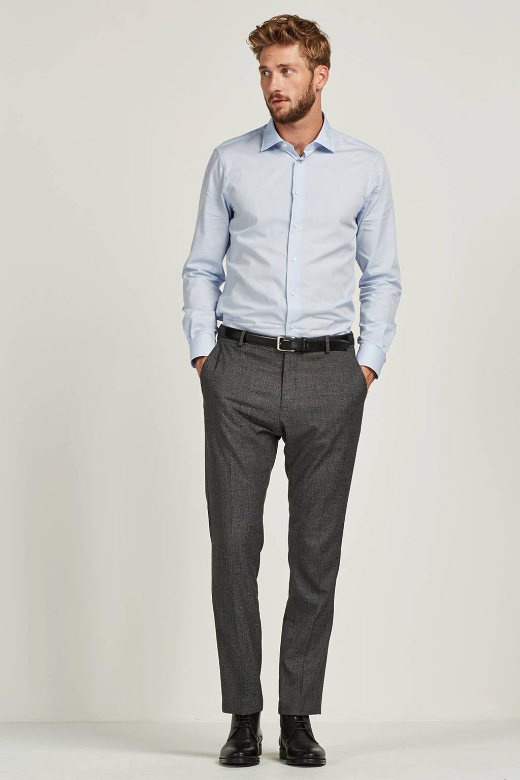 Tommy Hilfiger Tailored regular fit overhemd, Lichtblauw