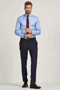 Tommy Hilfiger Tailored slim fit overhemd, Lichtblauw/wit