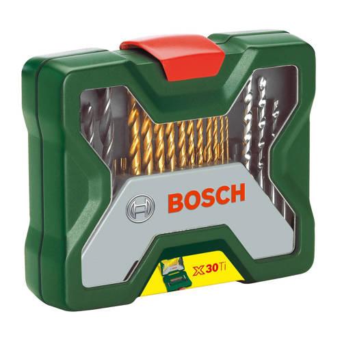 Bosch X-line titanium accessoireset (30st) kopen