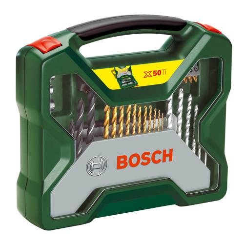 Bosch X-line titanium accessoireset (50st) kopen