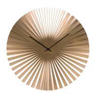 Karlsson Klokken klok Sensu XL (Ø50 cm), Goud