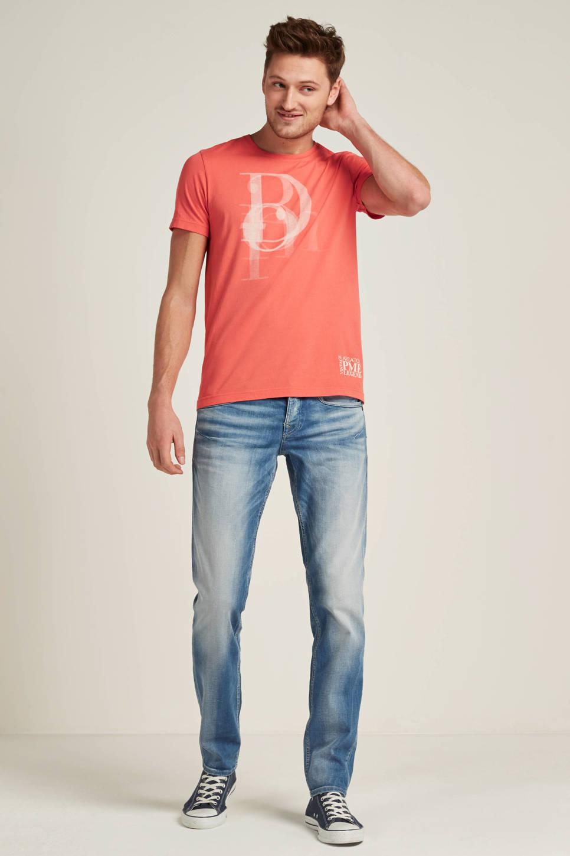 PME Legend Skyhawk slim fit jeans, NAW lichtblauw