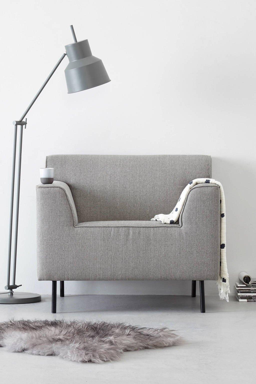 whkmp's own fauteuil Bobbi, Grijs