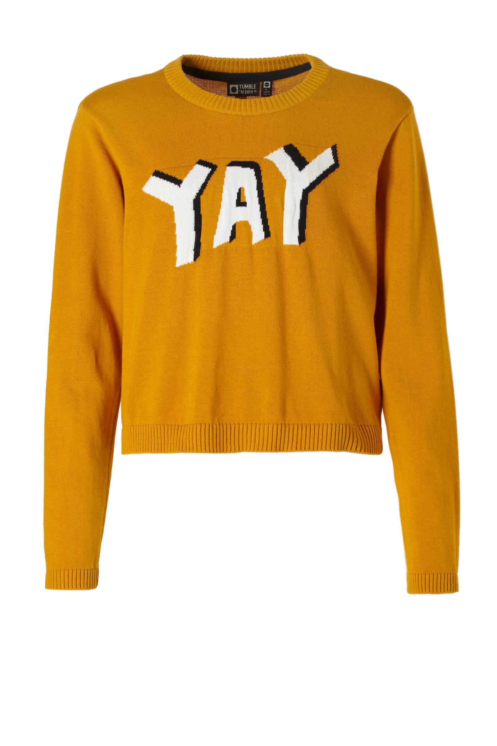 Tumble 'n Dry Hi sweater
