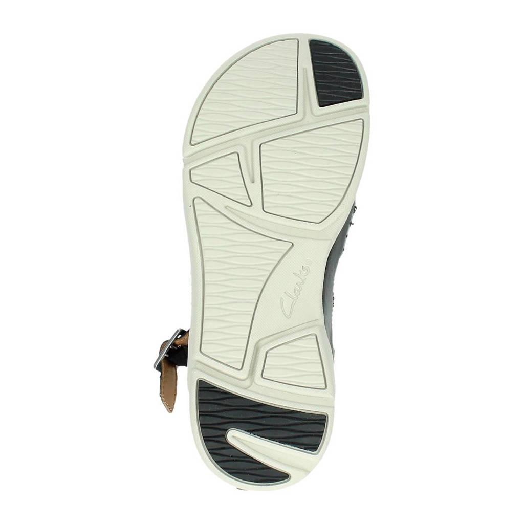 new style 05f65 18288 Clarks leren sandalen | wehkamp